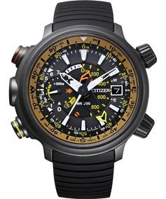 Relógio Citizen Altichron Titanium Bn4026-09e 12 X Sem Juros