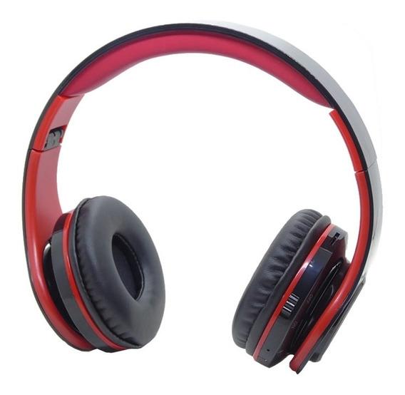 Fone De Ouvido Bluetooth Ecopower Original- Usb,sd,fm,aux