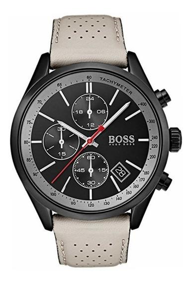 Relógio Masculino Hugo Boss Grand Prix 1513562 Completo
