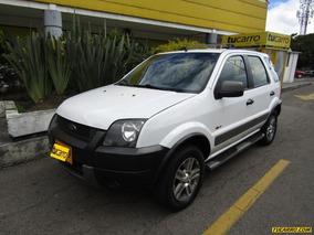 Ford Ecosport 2.0 4wd Mt 4x4