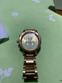 Relógio Nixon Dourado