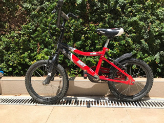 Bicicleta De Niño Musetta Mst 16 Oportunidad!