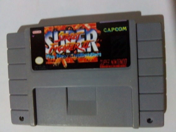 Super Street Fighter 2 The New Challengers