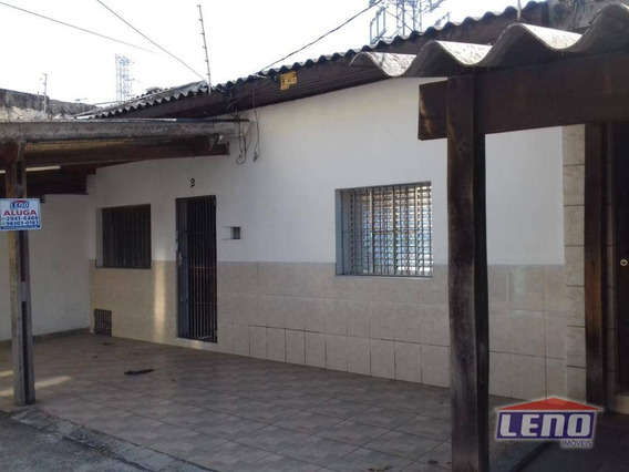 Casa Com 2 Dormitórios À Venda, 70 M² Por R$ 250.000,00 - Penha - São Paulo/sp - Ca0229