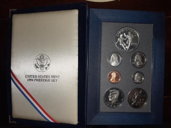 Monedas Conmemorativas Mundial 1994