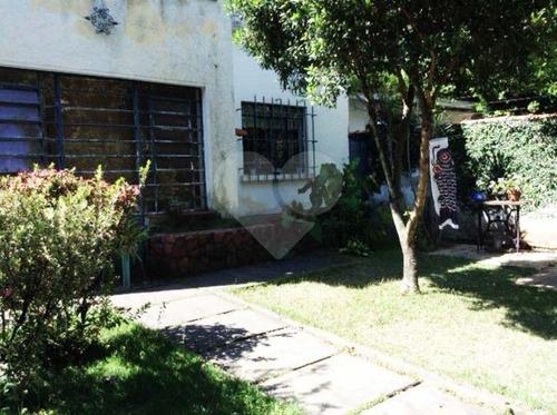 Imagem 1 de 15 de Casa-são Paulo-campo Belo | Ref.: 375-im67681 - 375-im67681