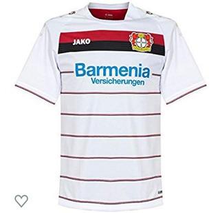 Jersey Leverkusen, Versión Jugador, Jako, Una Reliquia!!!