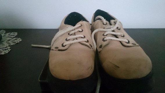 Zapatos Con Zuelas De Goma