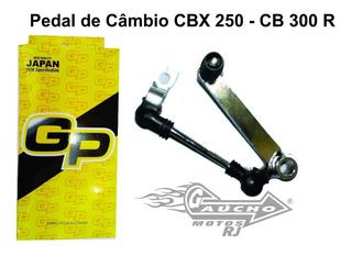 Pedal De Câmbio Cbx 250 Twister / Cb 300r Modelo Original Gp