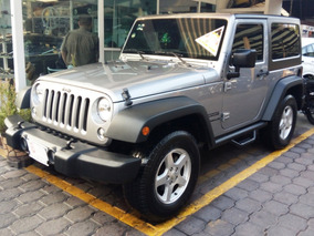 Jeep Wrangler 3.6 Unlimited Sport 4x4 2016