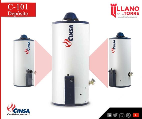Cal C-101 . Boilers Gas L.p.
