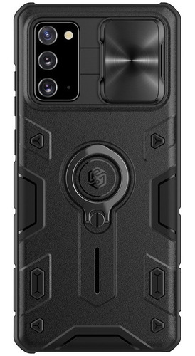 Capa Anti Impacto Nillkin Camshield Armor Galaxy Note 20 6.7