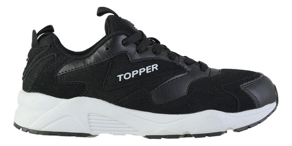 Zapatillas Topper Terrano Ii Black Unisex