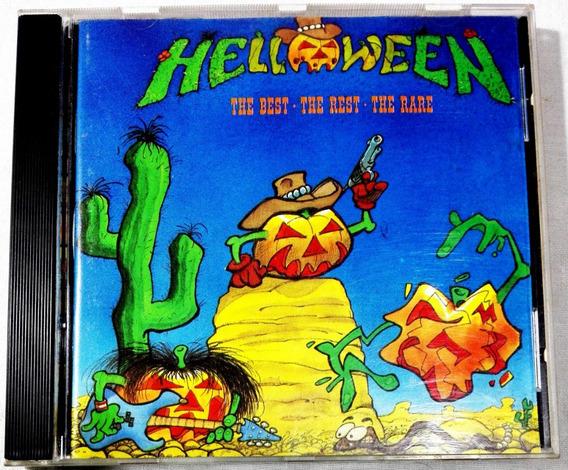 Helloween The Best The Rest The Rare Cd Usa Edicion 1991