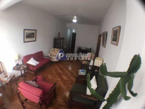 Apartamento À Venda, 3 Quartos, Copacabana - Rio De Janeiro/rj - 21300