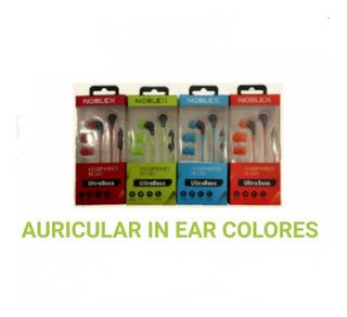 Auriculares Noblex Ultrabass