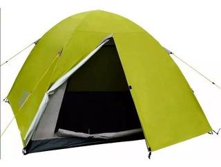 Carpa Waterdog Dome 2 Para 2 O 3 Personas Nomade Camping