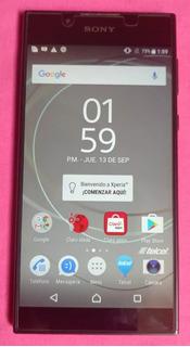 Sony Xperia L1 G3313, Negro, Liberado, Estética 9.