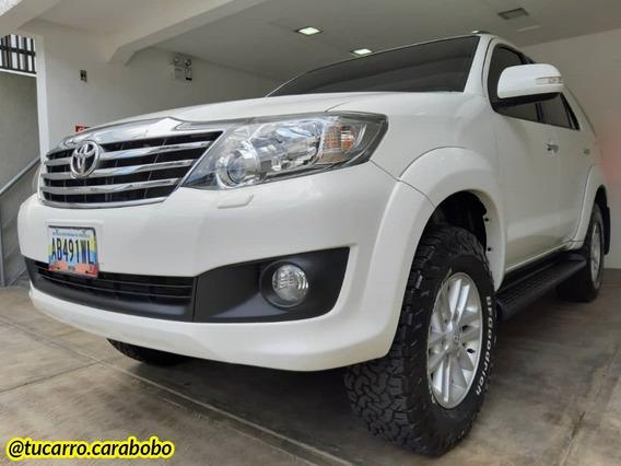 Fortuner 4x4 Toyota 2017