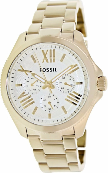 Relógio Fossil Cecile Feminino Multi-função Am4510/4xn