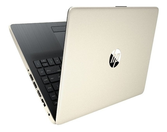 Notebook Hp Amd 4gb Ssd 32gb Tela 14