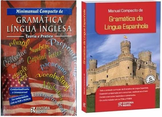 Manual Compacto Gramática Língua Espanhola