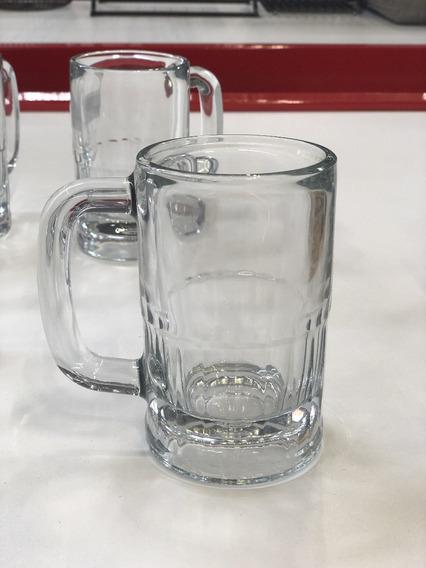 Kit Copo / Caneca De Vidro Cerveja Chopp - 354 Ml