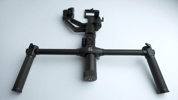 Zhiyun Crane 2 Dual Handle Manopla Dupla