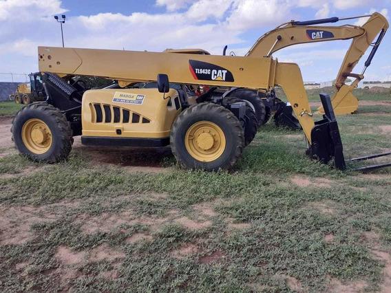 Telehandler Manipulador Montacarga Caterpillar Tl943c