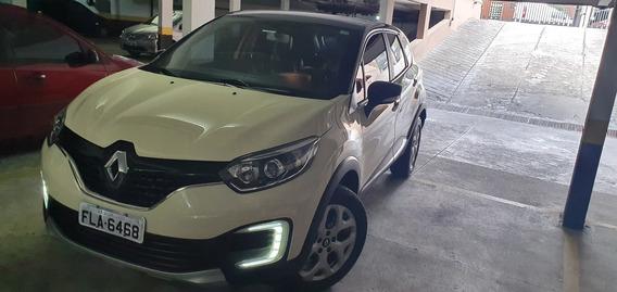 Renault Captur 1.6 16v Sce Flex Zen X-tronic Particular Top