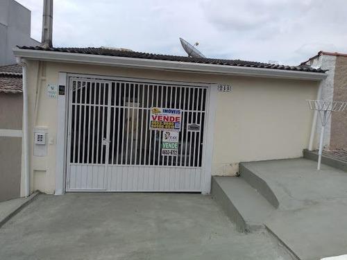 Casa Com 2 Dormitórios À Venda, 79 M² Por R$ 420.000,00 - Parque Nossa Senhora Do Carmo - Arujá/sp - Ca0757