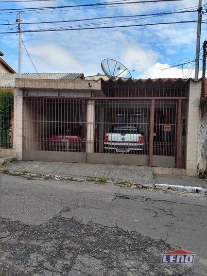 Casa Com 4 Dormitórios À Venda, 156 M² Por R$ 370.000,00 - Cangaíba - São Paulo/sp - Ca0239