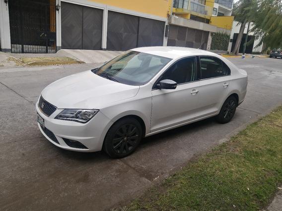Seat Toledo Connect 2017 1.2 Turbo Equipado Nuevo