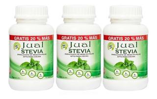 Stevia Jual En Polvo X 3 Unidades