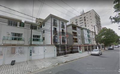 Sobreposta Alta , Casa Com 4 Dormitórios À Venda, 170 M² Por R$ 750.000 - Boqueirão - Santos/sp - Ca0186