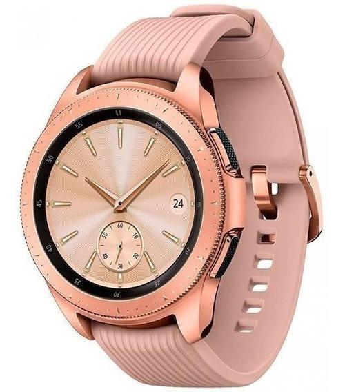 Samsung Galaxy Watch Gear Sm-r810 42mm Novo + Nota