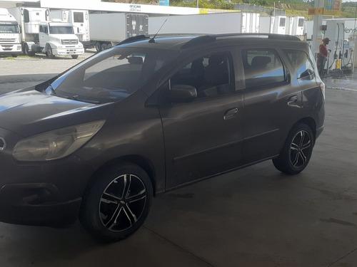 Imagem 1 de 9 de Chevrolet Spin 2015 1.8 Lt 5l 5p