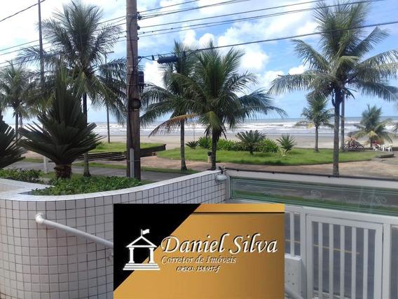 Apartamento Frente Para O Mar Em Praia Grande Só 170 Mil