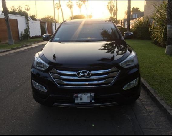 Hyundai Santa Fe 4x4 Full Equipo