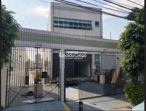 Imagem 1 de 18 de Prédio Comercial, Venda/locação, Vila Guarani  Sp - R$ 3.72 Mi - V5489