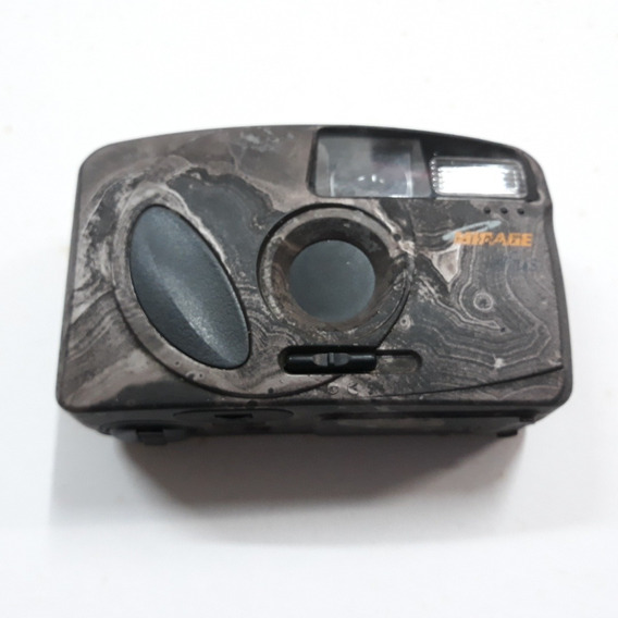 Câmera Mirage Plus Analogica Manchada