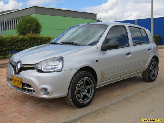 Renault Clio Style Mt 1200cc Dh 2ab Aa