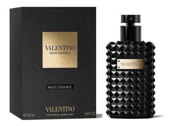 Perfume Valentino Noir Absolu Musc Essence 100ml Original