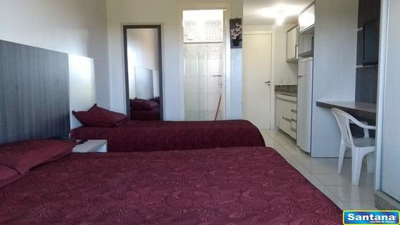 00816 - Flat 1 Dorm, Lagoa Quente - Caldas Novas/go - 816