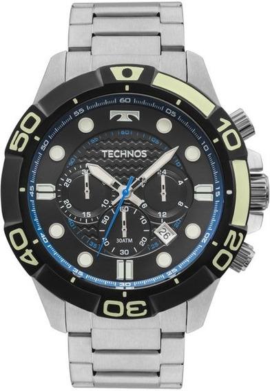 Relógio Technos Masculino Acqua Analógico Js25bq/1p