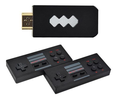Consola De Videojuegos 4k Hd Integrada En 568 Juegos Clásico