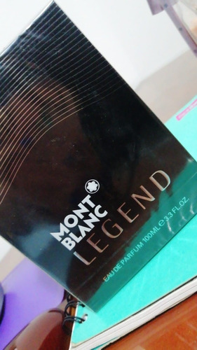 Perfume Mont Blanc Legend Caballero Original