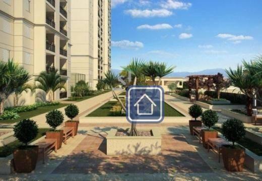 Apartamento Com 3 Dormitórios À Venda, 80 M² Por R$ 199.000,00 - Chácara Agrindus - Taboão Da Serra/sp - Ap0811