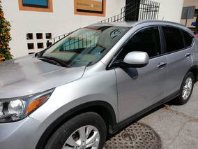 Honda Cr-v 2012 4wd Navi Doble Pantalla, De Lujo Como Nueva