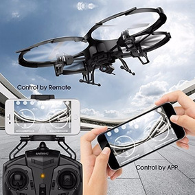 Drone Fpv Dbpower U818a 720p Transmissão Vivo - Leia Anuncio